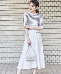 SMF ブークレフレア パイピングスカート