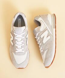 【予約】<New Balance(ニューバランス)>CM996 スニーカー/20SS