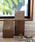 contra bo nepre(コントラ ボ ネプレ )の「wood display block M / アクセサリーウッドディスプレイブロック(インテリア雑貨)」|詳細画像