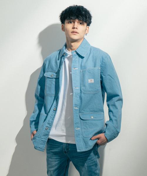 2018新入荷 【セール Made】Denim Coverall// Made In JAPAN(カバーオール) Coverall|Ressaca(レサーカ)のファッション通販, ワールドワン:a0b9d29d --- rise-of-the-knights.de