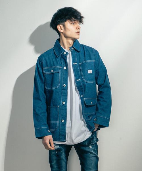 素晴らしい品質 【セール】Denim Coverall Coverall/ In/ Made In JAPAN(カバーオール)|Ressaca(レサーカ)のファッション通販, カホーPLUS:b94d138f --- rise-of-the-knights.de