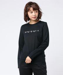 To b. by agnes b.(トゥービーバイアニエスベー)のWM40 TS ロゴTシャツ(Tシャツ/カットソー)