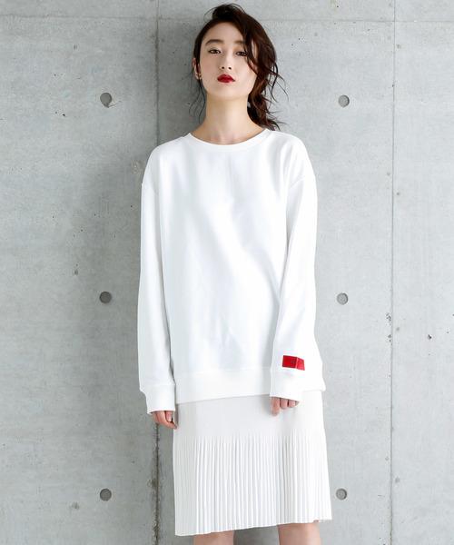 爆買い! ウィメンズ コットンツイル HUGO スウェットシャツ ドレス(ワンピース)|HUGO(ヒューゴ)のファッション通販, 小石原村:3ac1c548 --- 5613dcaibao.eu.org