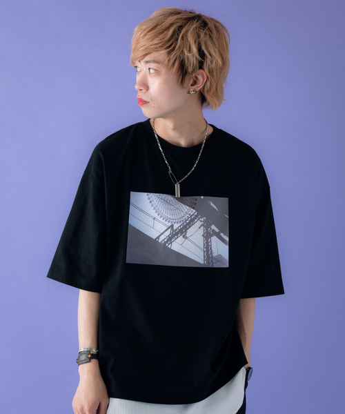 16f6a99a812ad Herden Different space TEE | CASPER JOHN (キャスパージョン)公式 ...