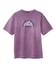 RAINBOW Tシャツパープル