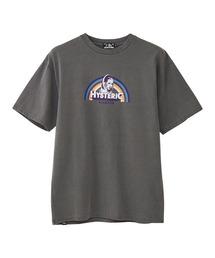 RAINBOW Tシャツチャコールグレー