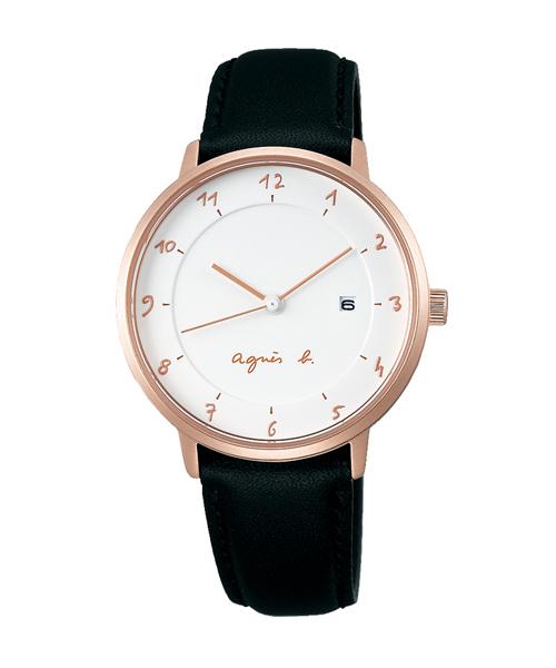 58dc335690 (アニエスベー)のagnes b. アニエスベー Marcello マルチェロ ファム(腕時計