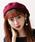 WEGO(ウィゴー)の「WEGO/バスクベレー帽(ハンチング/ベレー帽)」|ワイン