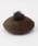 MELROSE claire(メルローズ クレール)の「フォックスファー付ニット帽(ニットキャップ/ビーニー)」|ブラウン