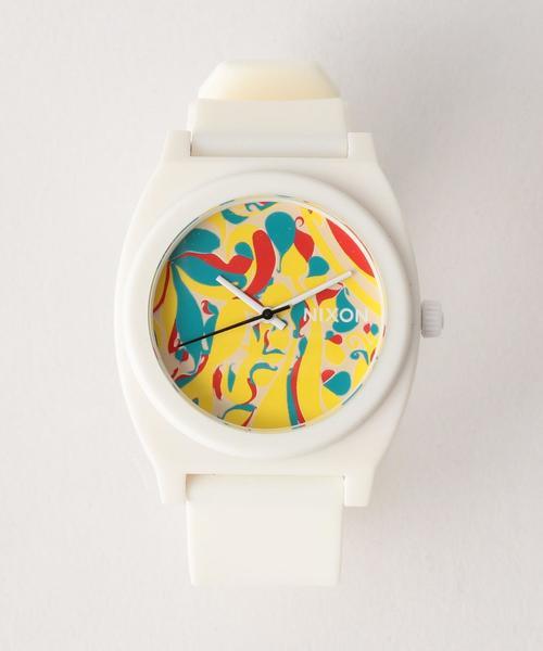 <NIXON(ニクソン)× ANDY DAVIS> T/TELLERP/腕時計