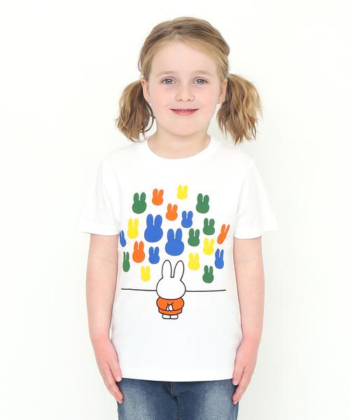 コラボレーションキッズTシャツ/ミュージアム(ミッフィー)