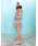 Ocean&Ground(オーシャン&グラウンド)の「GIRL'S水着 オフショルダーセットアップ(90〜140cm)(水着)」|詳細画像