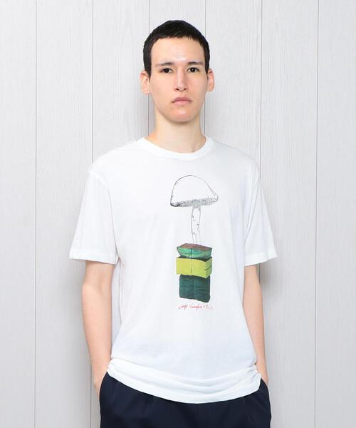 <RVCA>VAUGHN T-SHIRT/Tシャツ