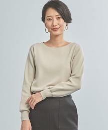【WORK TRIP OUTFITS】★WTO D F/NEEDLE クルーネック プルオーバー