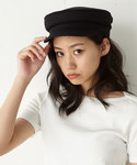 MOUSSY | STANDARD CASQUETTE(キャスケット)