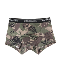 総柄 BOXER BRIEF