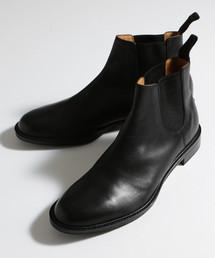 BY サイドゴア ブーツ ◆