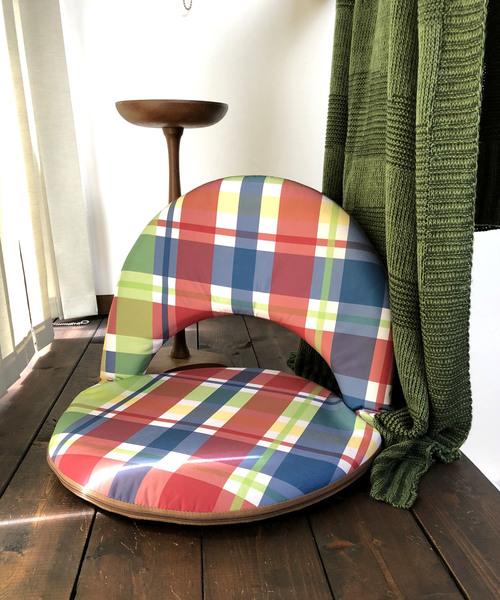 SPICE OF LIFE(スパイス オブ ライフ)の「SNUG スリムフロアチェアー 薄型折り畳み座椅子(家具)」|その他2
