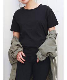 Ungrid(アングリッド)のBASIC クルーネックTee(Tシャツ/カットソー)