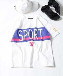 SUNNY SPORTS(サニースポーツ)別注プリントTシャツ