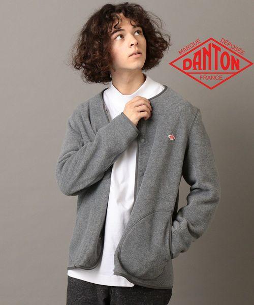 【安心発送】 DANTON: JET JET フリース フリース スナップカーディガン◇(ブルゾン) Danton(ダントン)のファッション通販, 家電のすまいる:75628cdb --- 5613dcaibao.eu.org
