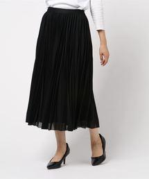 ANAYI(アナイ)のハイツイストボイルプリーツ スカート(スカート)