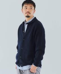 CM ★★ タブ ショール カーディガン < 機能性 / 手洗い可能 >