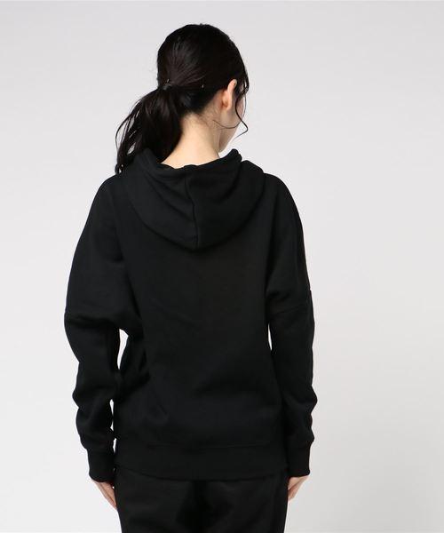 まるで着る毛布!暖かさダントツ『ぬく盛り』裏起毛スウェットドルマンプルパーカー*レディース/フーディー/トップス[C3528]神戸レタス