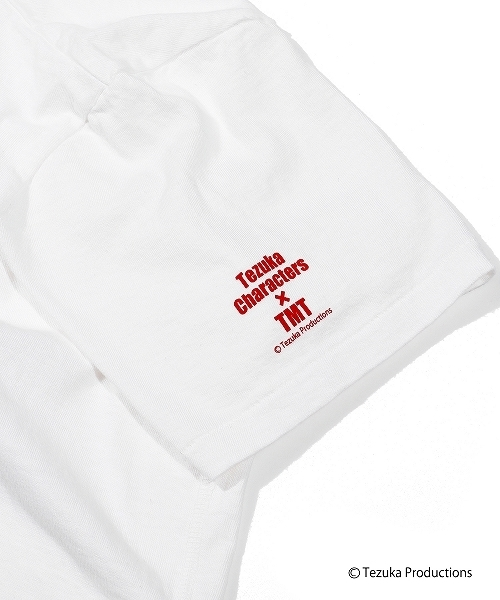 TMT(ティーエムティー)の「【雑誌monoマガジン 掲載商品】TEZUKA CHARACTERS×TMT S/SL RAFI JERSEY(HINOTORI)(Tシャツ/カットソー)」|詳細画像