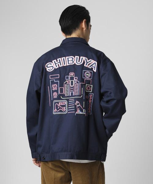 新作 Shibuya ネオン刺繍ドリズラージャケット(その他アウター) VANQUISH(ヴァンキッシュ)のファッション通販, BloomBroome:a07a93c7 --- fahrservice-fischer.de