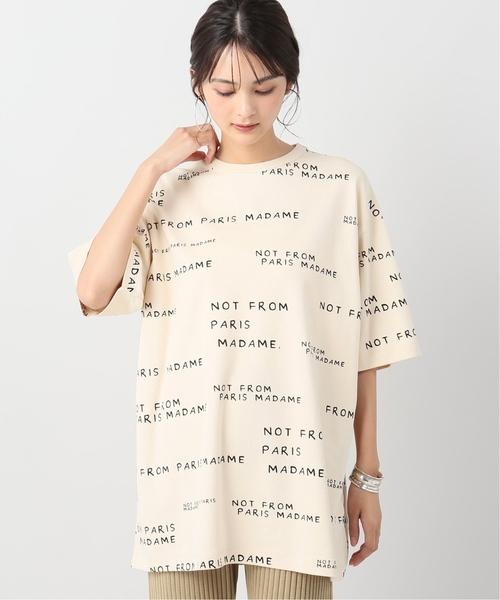 【おまけ付】 【DROLE DE MONSIEUR/ ドロールドムッシュ】Slogan JOURNAL オーバーサイズTシャツ(Tシャツ DE/カットソー)/|JOURNAL STANDARD relume(ジャーナルスタンダード レリューム)のファッション通販, Cyberplugs:7f04a2ec --- tsuburaya.azurewebsites.net