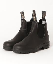 BLUNDSTONE / ブランドストーン サイドゴア ブーツ 500/510(ウィメンズ)ブラック