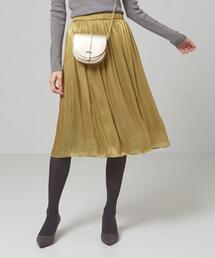 <closet story>□ヨウリュウ ギャザースカート -手洗い可能-