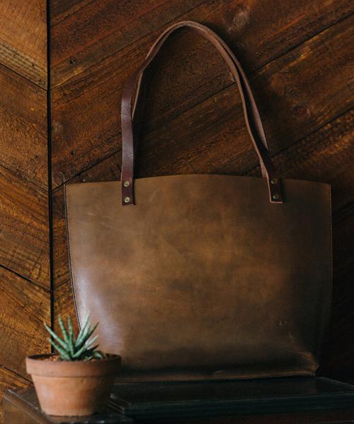 独特な店 【BrownBrown】ブラウンブラウン/  レザートートバッグ Lサイズ(定番商品)(トートバッグ)|BrownBrown(ブラウンブラウン)のファッション通販, COCOJOA:94be6b2b --- blog.buypower.ng