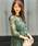 niana(ニアナ)の「総チュールレースロング 結婚式ワンピース パーティードレス 成人式 同窓会 二次会 ドレス(ドレス)」|ライトカーキ