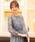 niana(ニアナ)の「総チュールレースロング 結婚式ワンピース パーティードレス 成人式 同窓会 二次会 ドレス(ドレス)」|ブルーグレー