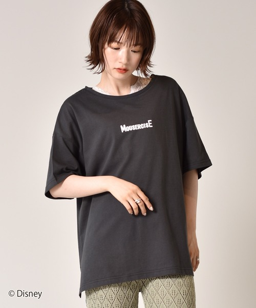 <MICKEY MOUSE>ビッグTee