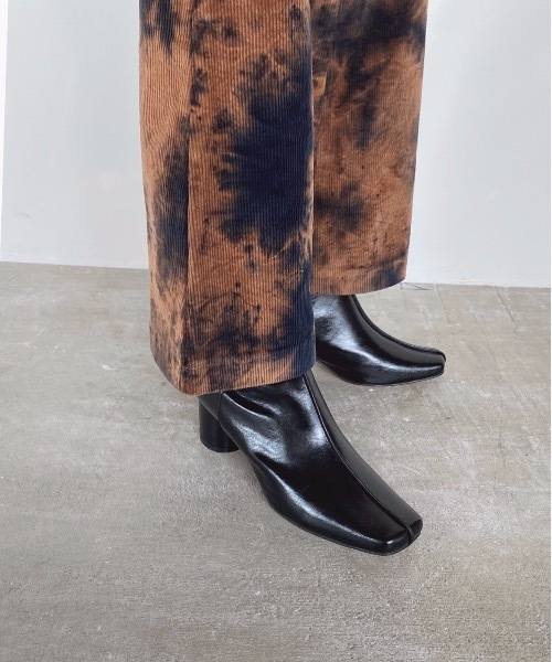 【SANSeLF】 Se eco leather boots sans2