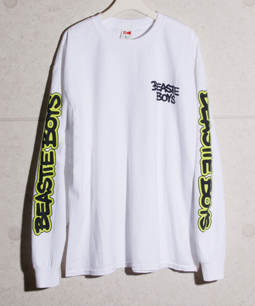 VOTE MAKE NEW CLOTHES BEASTIE BOYS L/S