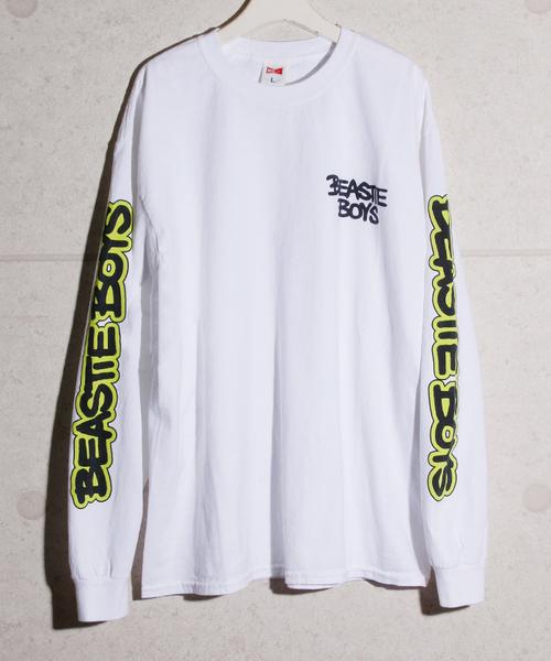 VOTE MAKE NEW CLOTHES BEASTIE BOYS L/S