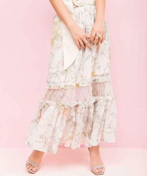 最愛 muse eimy flowerレースポイントロングスカート(スカート) eimy istoire(エイミーイストワール)のファッション通販, JEANS-SANSHIN:75a7eba3 --- pyme.pe