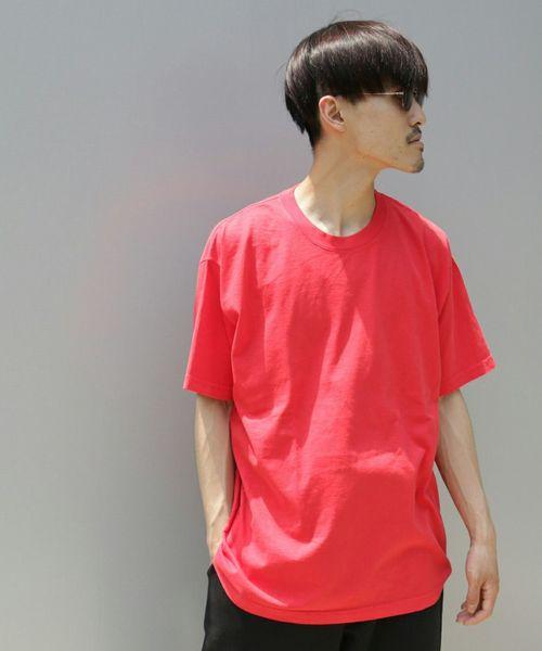 74751c558419c5 LOS ANGELES APPAREL/ロサンゼルスアパレル/6.5oz CREW NECK TEE【UNISEX】(Tシャツ/カットソー)|GARDEN  TOKYO(ガーデントウキョウ)のファッション通販 - ...