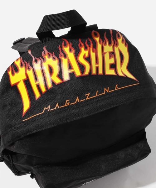 【THRASHER/スラッシャー】リュック