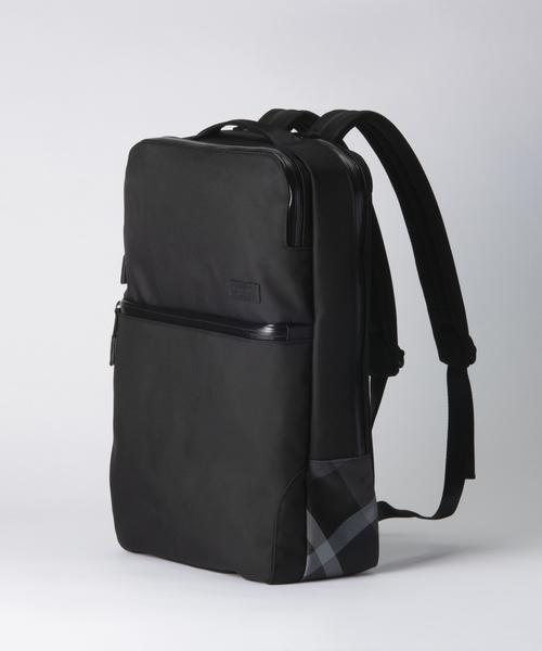 公式 コーデュラナイロン LABEL バックパック(バックパック/リュック) BLACK|BLACK LABEL CRESTBRIDGE(ブラックレーベル LABEL・クレストブリッジ)のファッション通販, YAMAGOいもの花:bd00ac58 --- kredo24.ru