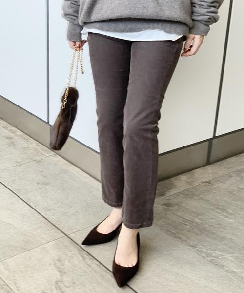 最安値で  APコーデュロイパンツ(パンツ)|AP STUDIO(エーピーストゥディオ)のファッション通販, Yamazaki Special Shop:caa301ae --- tsuburaya.azurewebsites.net