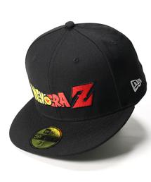 ニューエラ ドラゴンボールZ コラボ キャップ 59FIFTY ブラック NEW ERA DRAGON BALL Z(キャップ)