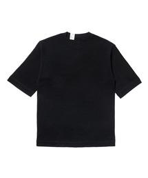 CREW NECK HALF SLEEVE 【N.HOOLYWOOD GINZA EXCLUSIVE ITEM】ブラック