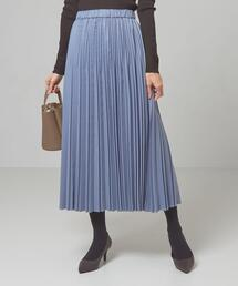 <closet story> キモウSMB プリーツ ロングスカート