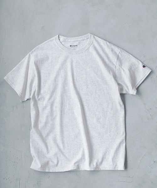Champion Authentic T-SHIRTS/ チャンピオン コットン Tシャツ(1/2スリーブ)