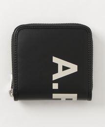 A.P.C.(アー・ペー・セー)のCOMPACT MIO LOGO TRANSVERSAL 19P(財布)